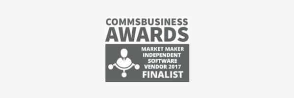 Market Maker Independent Vendor 2017 Finalist