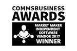 CommBusiness Awards Software Vendor Winner
