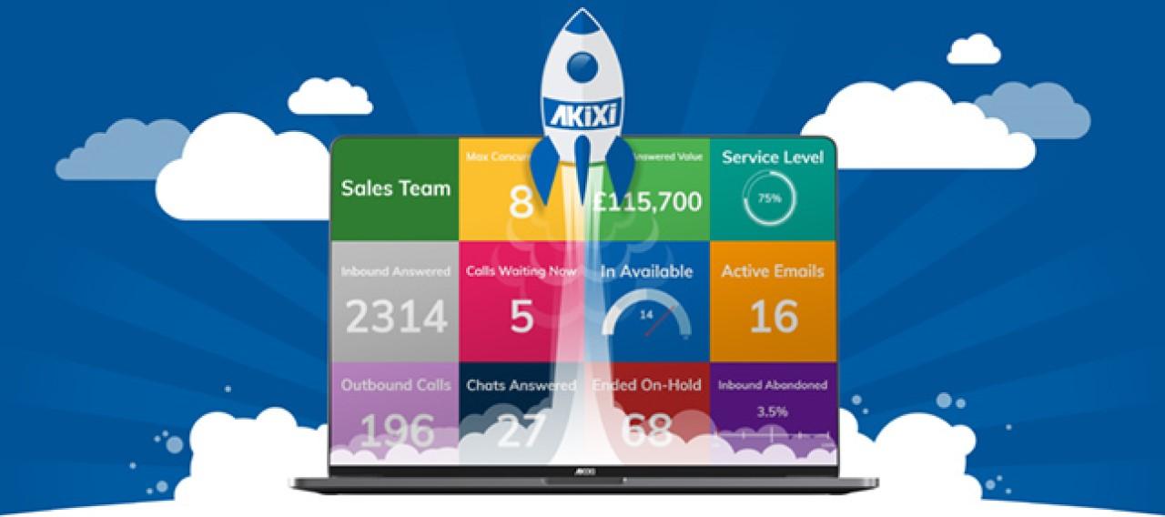 Akixi Software Release 2.0