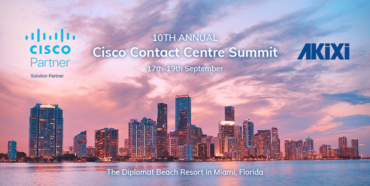 cisco contact centre summit
