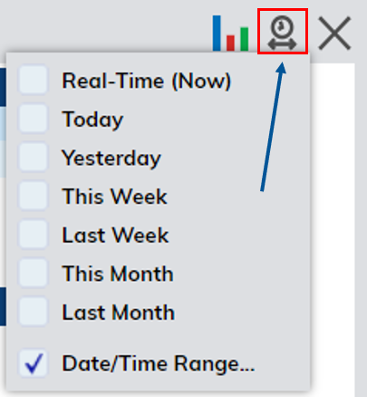 Date Time Quick Setting