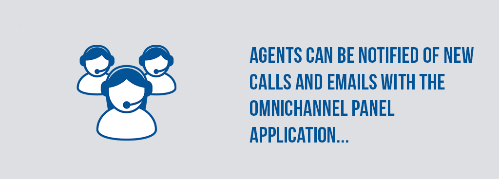 Omnichannel Panel Application Card