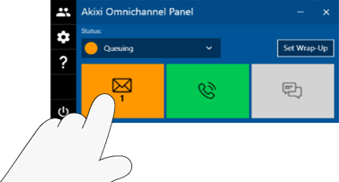 Omnichannel Panel Pick Up Contacts