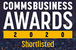 Comms Business awards 2020